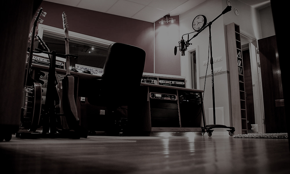 Young Music´s studio