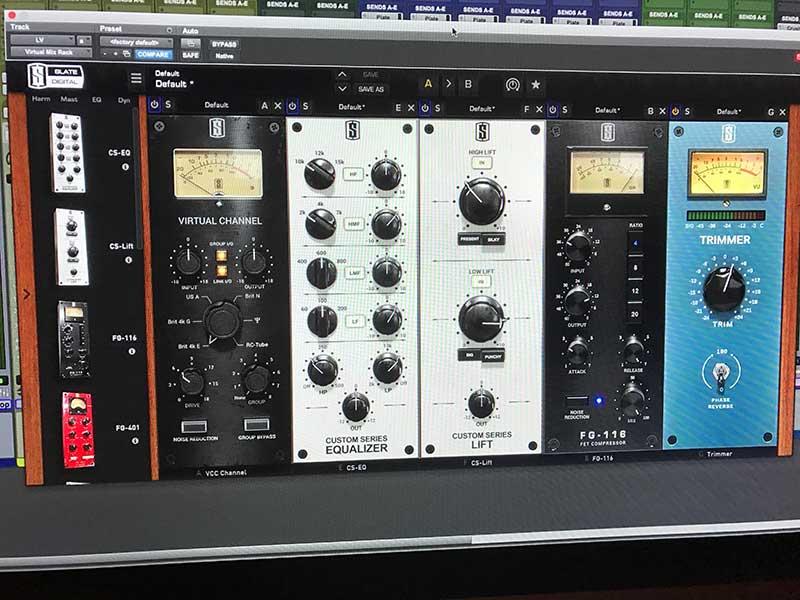Att mixa och producera